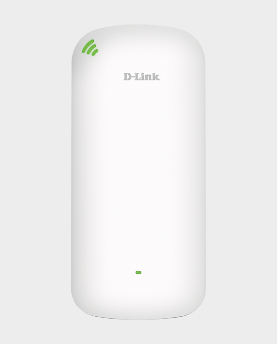 D-Link DAP-X1860 AX1800 Mesh Wi-Fi 6 Range Extender in Qatar