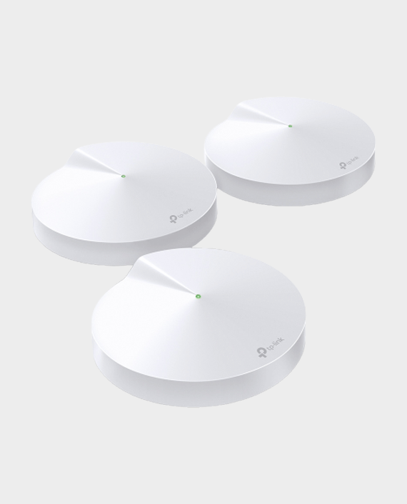 TP-Link Deco M9 Plus AC2200 Smart Home Mesh Wi-Fi System 3-Pack in Qatar