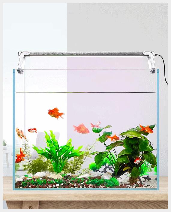 Glint LED Aquarium Lights with 2.4G Remote IP68 120cm in Qatar