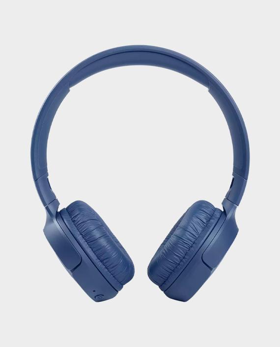 JBL Tune T510BT Wireless Earphone Blue in Qatar
