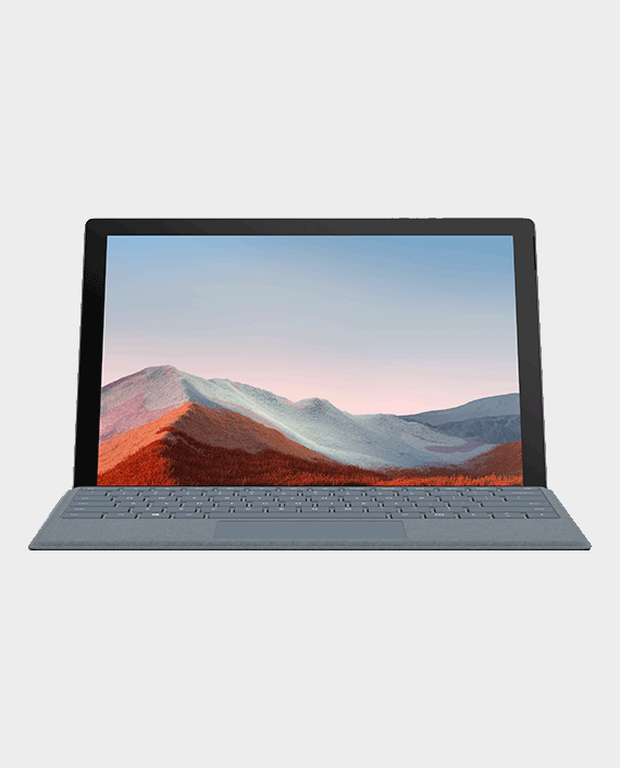 "Microsoft Surface Pro 7+ 1N8-00006 Intel Core i3 8GB Ram 128GB SSD 12.3"" Display LTE Windows 10 Pro"