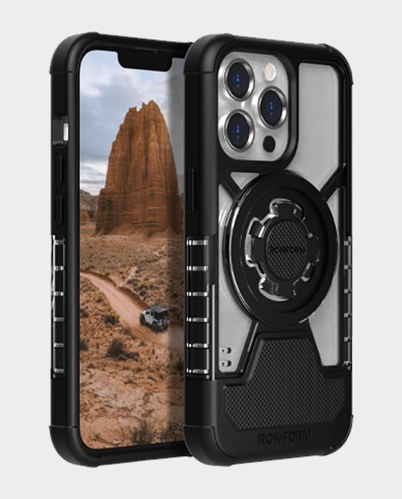 Rokform iPhone 13 Pro Max Crystal Case in Qatar