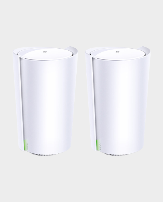 TP-Link Deco X90 AX6600 Whole Home Mesh Wi-Fi System 2-Pack in Qatar