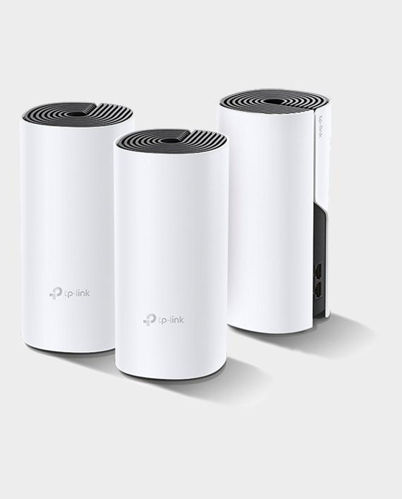 TP-Link Deco P9 AC1200 Whole Home Hybrid Mesh Wi-Fi System (3 Pack) in Qatar