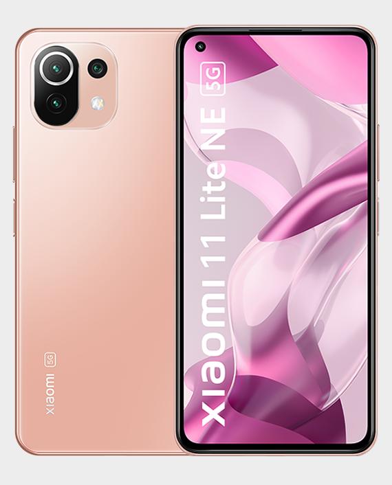 Xiaomi 11 Lite 5G NE 6GB 128GB Peach Pink in Qatar