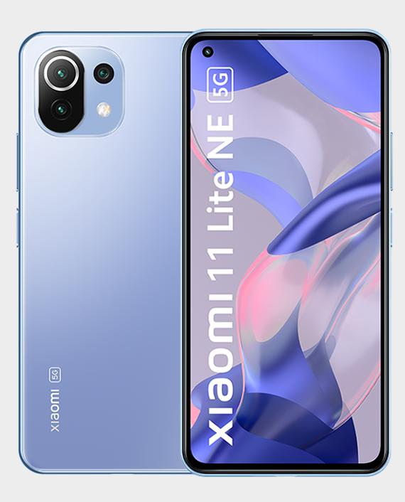 Xiaomi 11 Lite 5G NE 8GB 256GB Bubblegum Blue in Qatar
