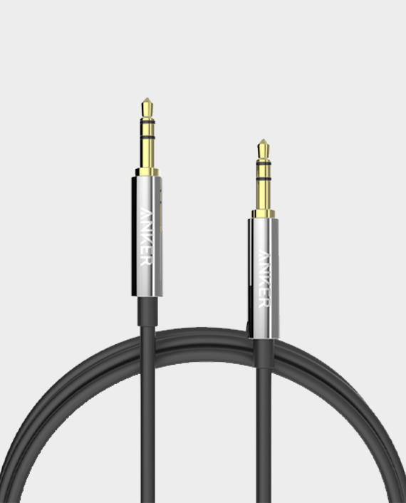 Anker 3.5mm Male to Male Audio Cable 4ft in Qatar