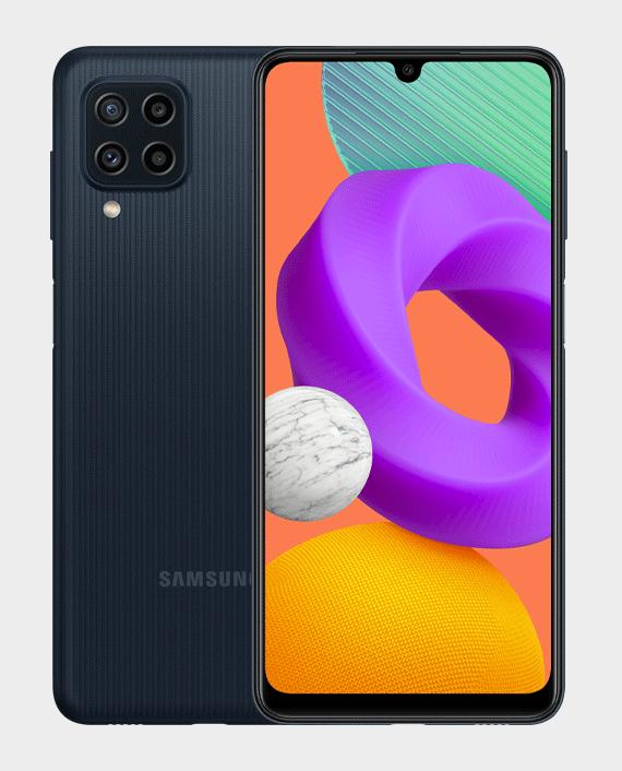 Samsung Galaxy M22 4GB 64GB Black in Qatar