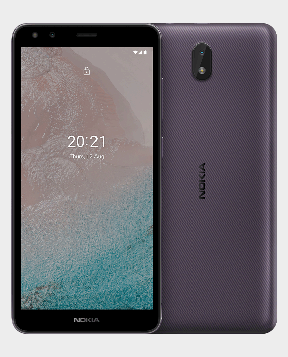 Nokia C1 2E 1GB 16GB Purple in Qatar