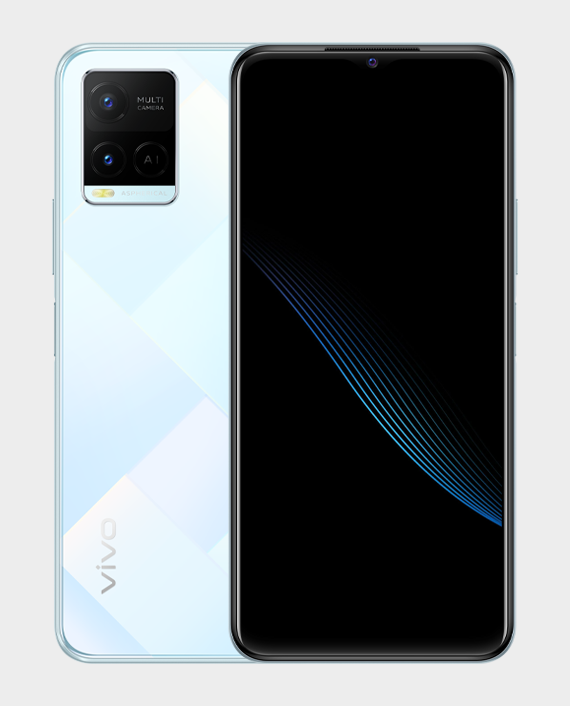 Vivo Y21 4GB 64GB Diamond Glow in Qatar